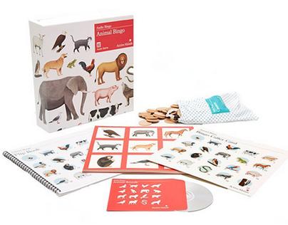Animal Bingo by Active Minds