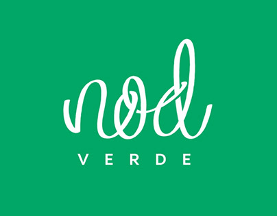 Nod Verde visual identity