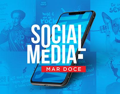 SOCIAL MEDIA MAR DOCE