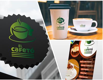 El Cafetó - Branding