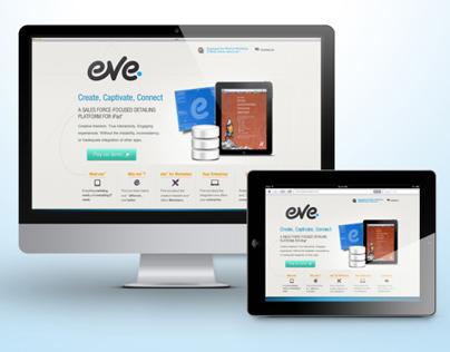 eVE Promotional Website