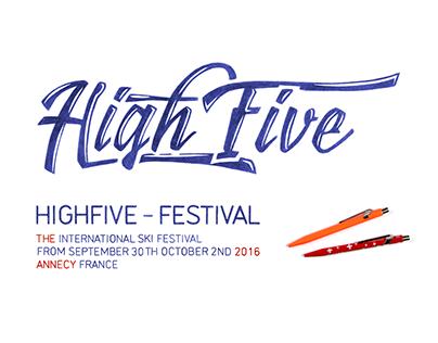 HighFive - Festival 2016