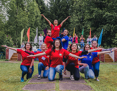 Summer Camp Russia