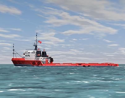 Off-Shore Vessel