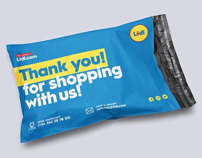 Lidl Supermarket // Restyling Concept