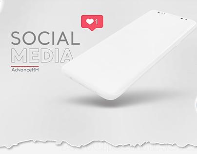Social Media - AdvanceRH