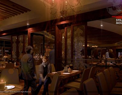 Farzee cafe-looking back