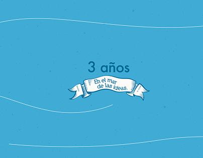 Concepto gráfico / Atlántica Marketing