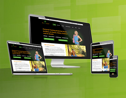 fit and soul – Corporate design & Website