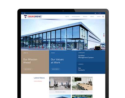 Termomont website