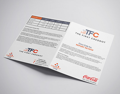report review brochure