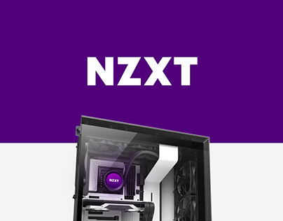 NZXT Product Page