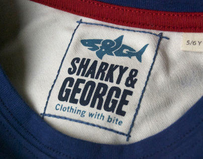 Sharky & George Clothing