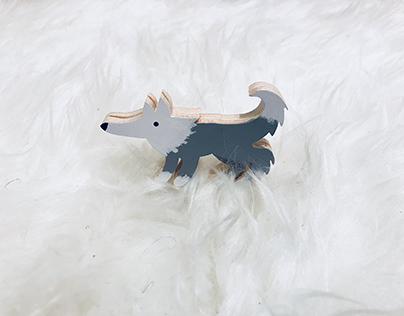 Arctic Animal Series