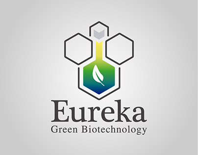 Logotipo Eureka Green Biotecnology