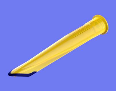 Caulk Nozzle + Finishing Tool [Krimelte]