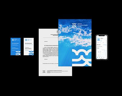 Lithuanian national meteorological service / Branding