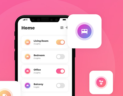 Philips Hue Redesign Concept