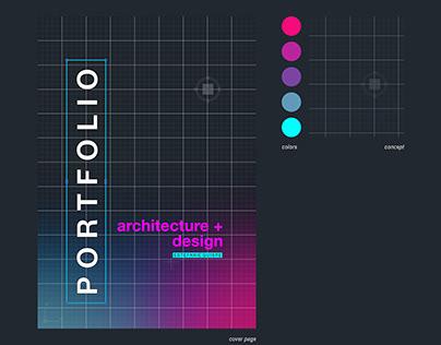 PORTFOLIO || Architecture + Design