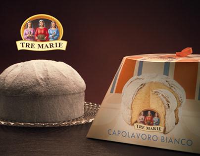 Tre Marie Capolavoro Bianco