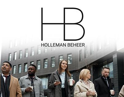 Holleman Beheer | Logo design
