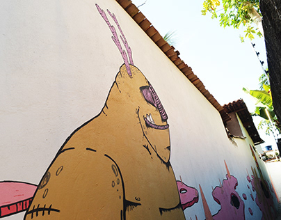 Mural Mundillo