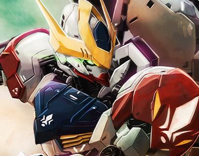 Gundam works (2015-2019)