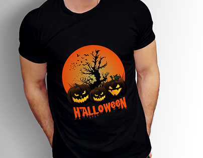 Halloween T-Shirt Design