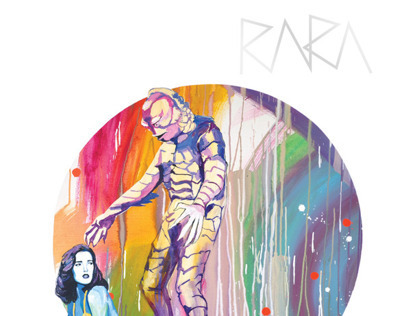 Publication - Revista RARA Magazine