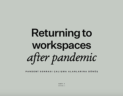 Returning to Workspaces After Pandemic for Ersa