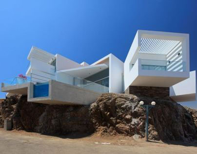 Lomas i5 beach house