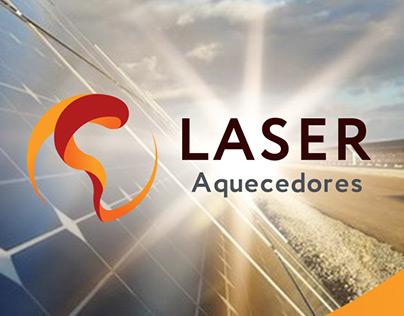Laser Aquecedores || Branding & Visual Identity