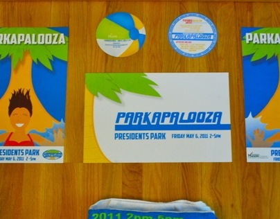 Event Collateral - Parkapalooza