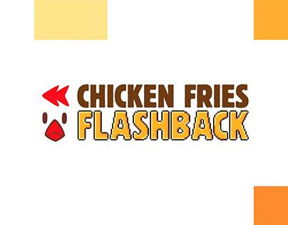 Burger King / Chicken Fries Flashback / Social Media