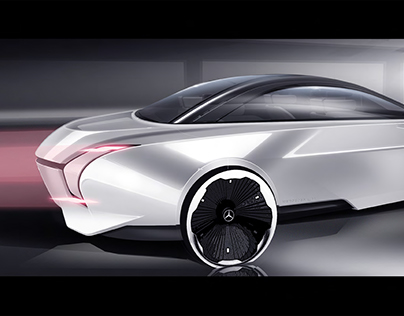 Mercedes Future Luxury