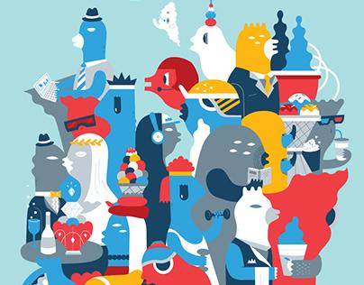 TimesSquare-Seoul / Art Collaboration 2013 _ 02