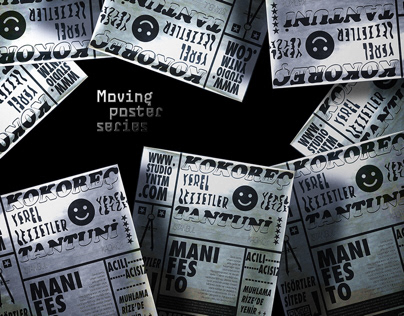 Moving Poster series