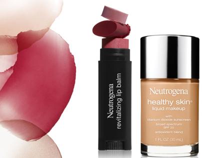 Neutrogena Cosmetics - Product Packaging