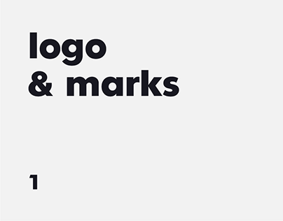 LOGO&MARKS vol1