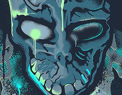 Donnie Darko - Alternative Movie Poster: Traditional