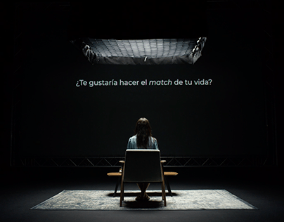 """Fundació Josep Carreras - Spot """"Un Match x Una Vida"""""""