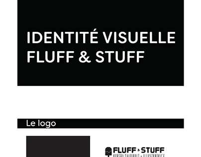 Identité Visuelle - Fluff & Stuff 2018
