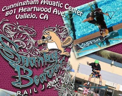 2010 Spanky Beaver's Wakeboarding Jib Jam