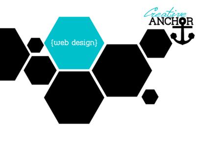 Creative Anchor - Web Design Portfolio