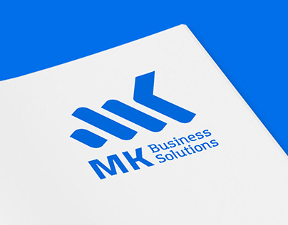 MK Business Solutions Brand Identity