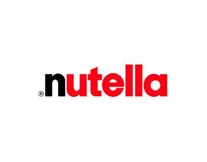 Campaña Publicitaria - Nutella