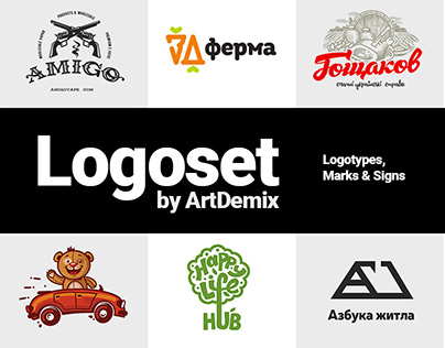 Logoset by ArtDemix