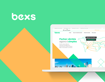 Bexs - Institutional Site
