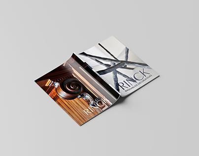 Catalog set designer Rinck