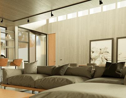 Casa Angelica - YVA Arquitetura